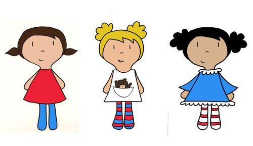 REDWHITEBLUEgirls