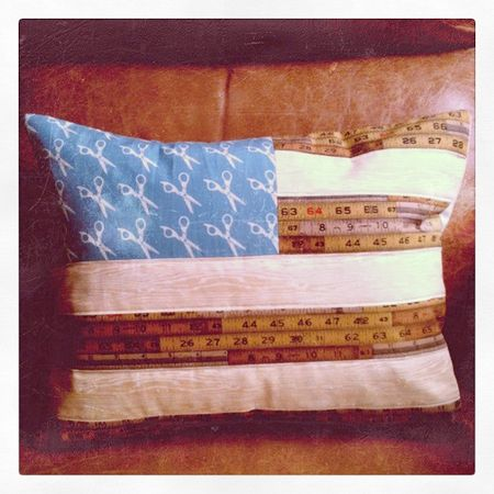FLAGpillow